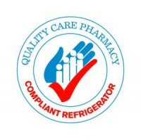 QCPP compliant lockable fridges for medication