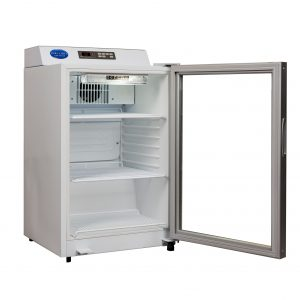 Vet Safe 80 Vaccine Fridge Door Open