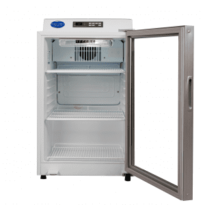 Vet Safe 80 Vaccine Fridge Front Door Open