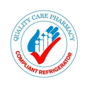QCPP compliant Vaccine Fridges