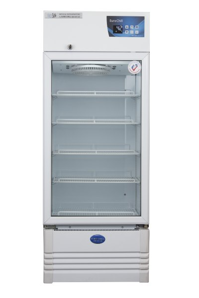 Lockable fridges for medication